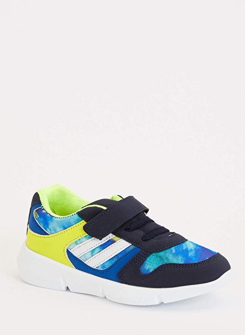 DeFacto Cırtcıtlı Sneaker Lacivert
